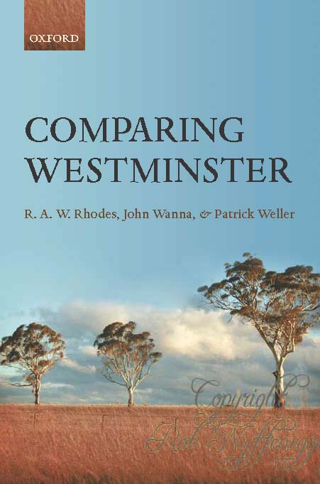 Comparing Westminster by R.A.W Rhodes