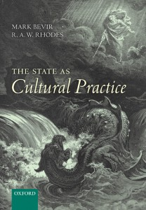 The State As Cultural Practice by R.A.W Rhodes
